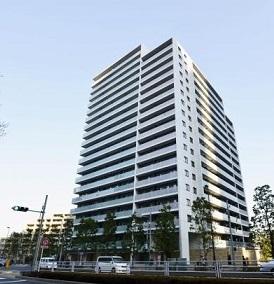 三菱の新宿タワー(シンガポールで販売)