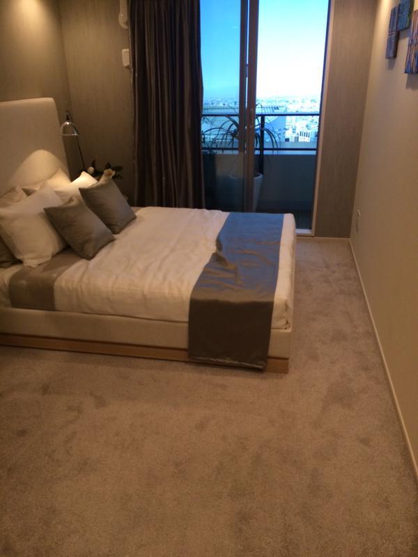 モデルルーム:寝室