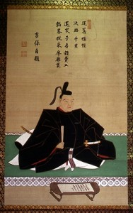 柳沢吉保像(常光寺蔵)