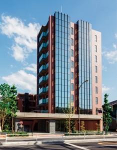 シティハウス目黒学芸大学北西側(目黒通り側)外観 画像出典:SUUMO