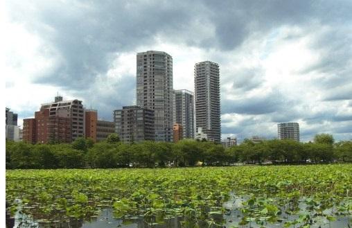 ブリリアタワー上野池之端②池之...